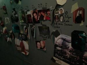 Every BSG larp deserves a memory wall.