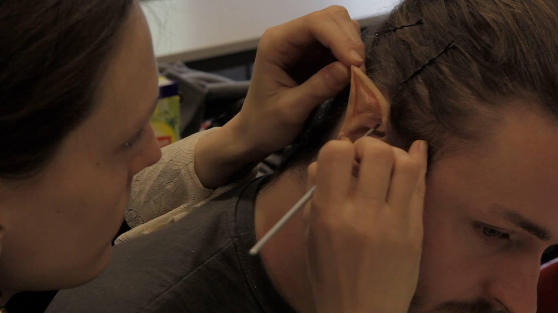 GN'Idée a revisité les classique grâce aux techniques de 'Ginie Multi-FX: www.ginietravaglini.com